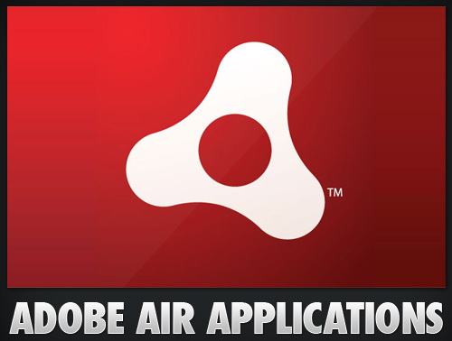 Adobe AIR Web дизайн