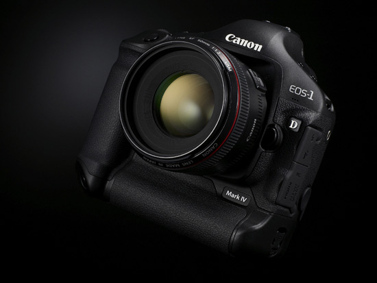 Canon EOS-1D Mark IV c Full HD