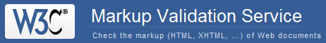 10 free tools for test your site - Markup Validation Service