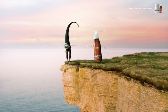 Renaxil: Suicide Hair, Cliff