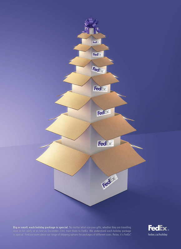 FedEx: Holiday